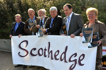 Scothedge receives media support from Holyrood Partnership PR in Scotland