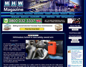HAVmeter coverage secured by Holyrood Partnership PR in Scotland