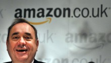 Salmond welcomes Amazon
