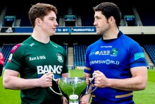 PR Photography for Scottish rugby's BT cup