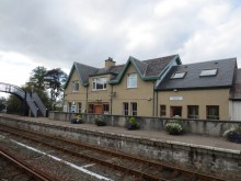 Station buildings