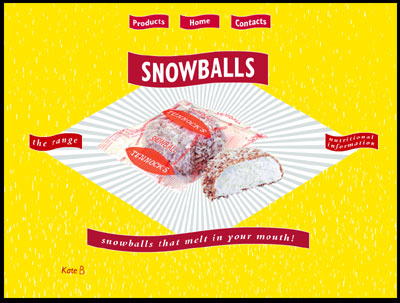 Tunnocks Snowball