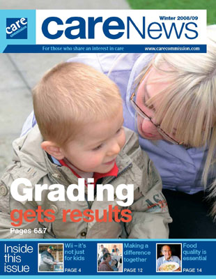 Care News front cover