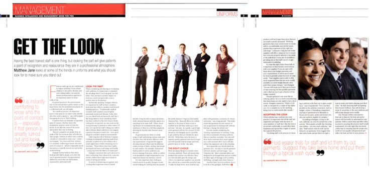 Practice Business Magazine