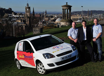 One Call Home Assist enjoys positive media coverage thanks to Holyrood Partnership PR in Scotland