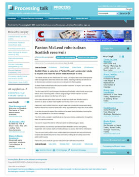 Panton McLeod coverage highlighted by Holyrood Partnership PR in Scotland