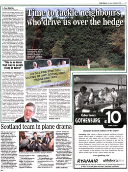 Scothedge coverage highlighted by Holyrood PR PR in Scotland