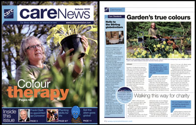 Inchmarlo Garden in Care News