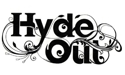 hyde out logo