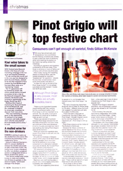 Divino Enoteca coverage secured by Holyrood PR PR in Scotland