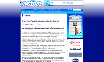 Panton McLeod coverage secured by Holyrood Partnership PR in Scotland