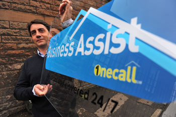 Maintenance firm One Call Business Assist is supported by Holyrood PR PR in Scotland