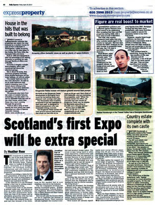 wARNERS IN dAILY eXPRESS