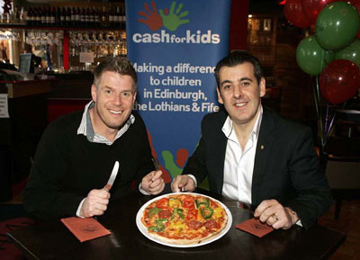Vittoria's Cash For Kids