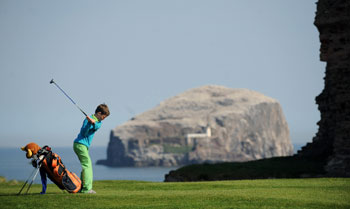 The U.S. Kids Golf European Championship is supported by Holyrood Partnership PR in Scotland