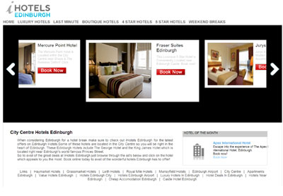 i Hotel Edinburgh features Fraser Suites Edinburgh