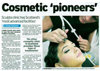 Sculpta Clinic PR Scotland Business 7