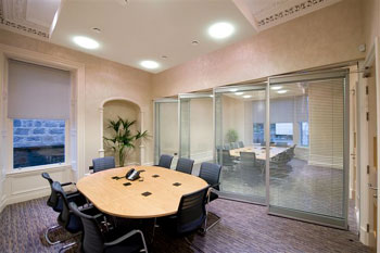 CMS Cameron McKenna office designed by Space Solutions