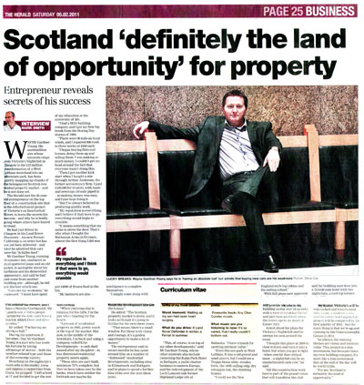 holyrood pr wayne gardner young the herald business interview