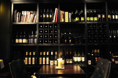 Italian Wine Bar Takes Off With Wine Flights : Holyrood PR