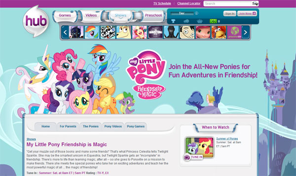 My Little Pony Friendship is Magic - the strangest internet meme ever?