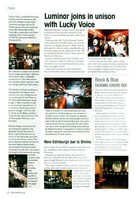 Divino Bar Magazine