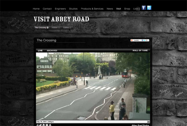 holyrood pr hp sauce abbey road the beatles