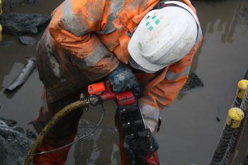 Reactec's HAVmeters provide vital role in M74 project