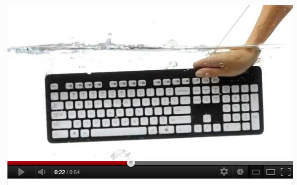 Washable Keyboard