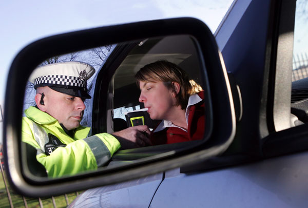 Don't Drink Drive this Christmas