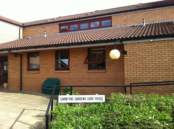 Carntyne Gardens Care Home