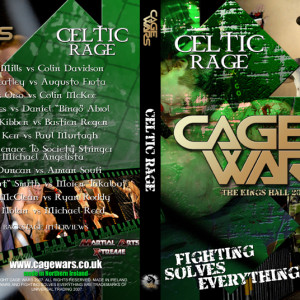 Cage Wars DVD
