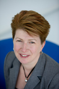 Social care PR photography of the Care Inspectorate's Marcia Ramsey