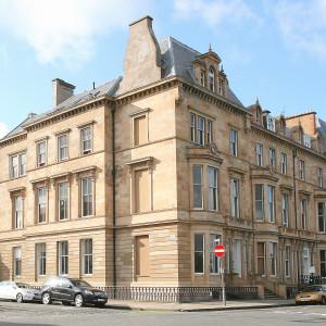 Scottish PR photography Park Terrace Edinburgh Citylets property success