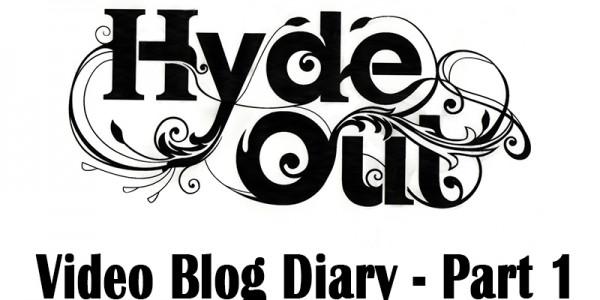 Hyde Out PR video blog part 1 in pub Pr campaign