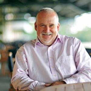 Stephen Frost, executive chef with Sodexo Prestige in Scotland