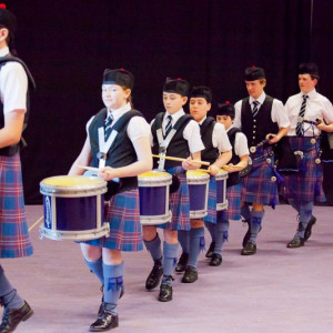 Scottish Schools pipe band championships as success thanks to PR campaign