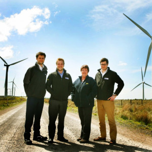 Public relations in Edinburgh, Scotland for Banks Renewables