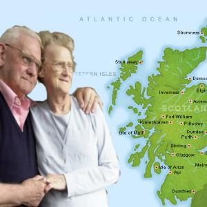 Public realtions for care home provider Bupa in Scotland