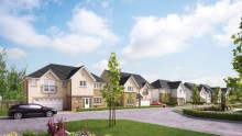 Media success for major UK home builder a result of hard work from Edinburgh public relations agency