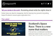 Holyrood PR Newsletter   October 2018