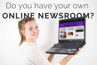 Scottish PR agency Holyrood PR in Edinburgh gives every client a free online newsroom