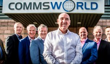 The Commsworld Board. Holyrood PR agency have been helping Bell Ingram to tell their story in print and online.
