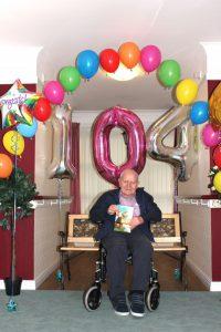 Neil McNeil, 104, says longevity is down to eating porridge