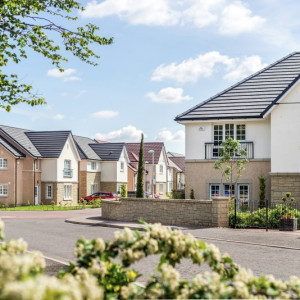 CALA Homes Murieston Gait
