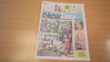 Launch of New Day Newspaper