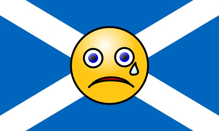 Digital PR Expert on why Scotland will never have a flag