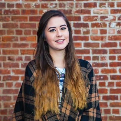 Melissa Craib at an Edinburgh PR Agency