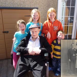 Neil McNeil, 105, says longevity is down to eating porridge