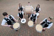 Scottish Schools Pipeband Championships Scottish PR Agency